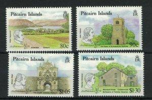 MPN17) Pitcairn Islands 1990 UK Links MUH