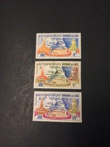 *Laos #89-91**