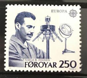 Faroe Islands 1983 #95, MNH, CV $.65