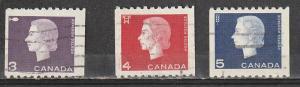 #407-09 Canada Used Coils QEII