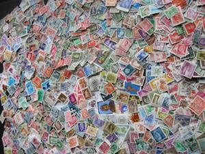 Worldwide packet 2000 different stamps, worth checking this group out!