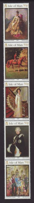 Isle of Man 940 Queen Elizabeth II MNH VF