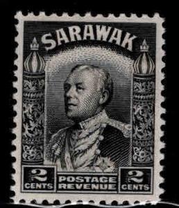 SARAWAK Scott 111 MH* stamp