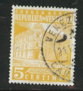 Venezuela  Scott C658 Used  airmail stamp