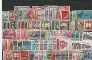pakistan stamps ref r9445