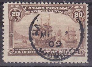 Canada 103 used
