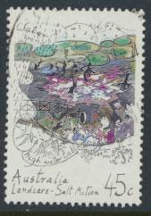 Australia SG 1353  Used  - Land Conservation