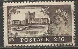 GREAT BRITAIN 309 VFU CASTLE Z1066