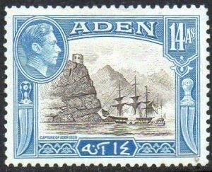 Aden 1945 14a Capture of Aden,1839 MH