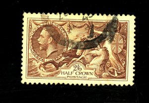 Great Britain #173 Used FVF Creases Cat$180