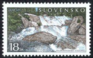 Slovakia Sc# 379 MNH 2001 Europa