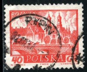 POLAND - SC #950 - Used - 1960 - Item Poland156NS10