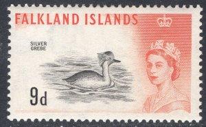 FALKLAND ISLANDS SCOTT 136