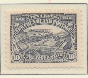 Newfoundland (Canada) Stamp Scott #95, Mint Hinged - Free U.S. Shipping, Free...