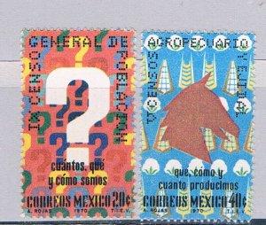 Mexico MNH 1024-5 Symbols 1970