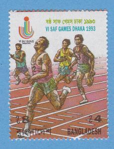Bangladesh 444 MNH - 6th SAF Games, Dhaka