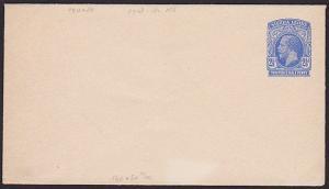 SIERRA LEONE GV 2½d envelope unused........................................67610