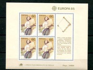 Portugal Europa  1985  Mint  VF NH   - Lakeshore Philatelics