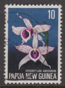 Papua New Guinea Sc#403 Used