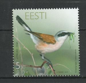 Estonia 2010 Birds MNH Stamp