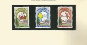 NORFOLK ISLAND 1989 SCOTT 466-8 MNH