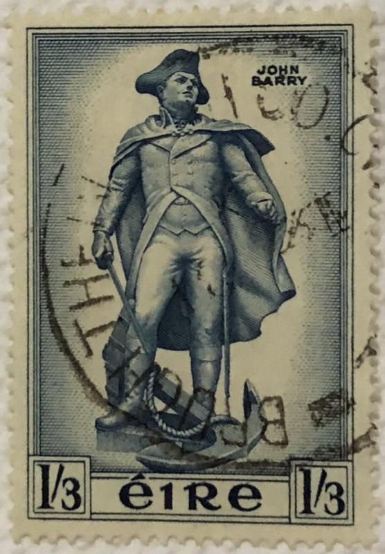 1956 Ireland stamp