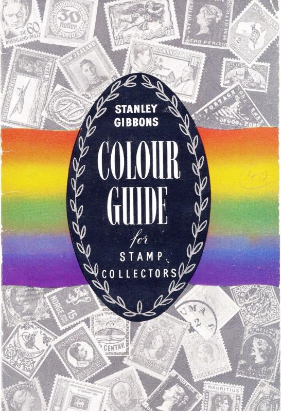 GIBBONS Colour Guide DAB 973