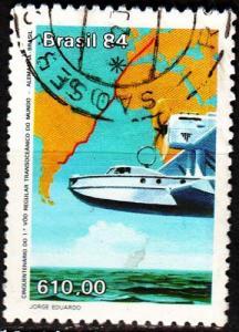 BRASILIEN BRAZIL [1984] MiNr 2045 ( O/used ) Flugzeuge