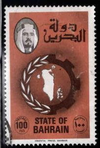 BAHRAIN Scott 232 Used stamp