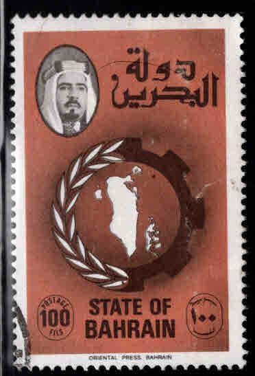 BAHRAIN Scott 232 Used stamp