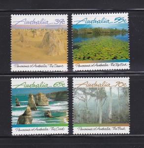 Australia 1098-1101 Set MNH Views
