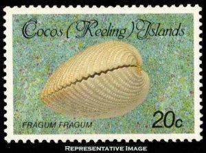 Cocos Islands Scott 142 Mint never hinged.