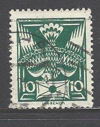 Czechoslovakia Sc # 66 used (RRS)