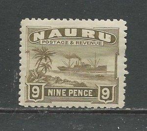 Nauru # 26 Unused HR