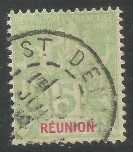 FRANCE REUNION 38 VFU Z4742-1