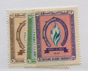SAUDI ARABIA  282-84  MLH