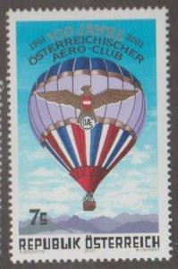 Austria Scott #1846 Stamp - Mint NH Single