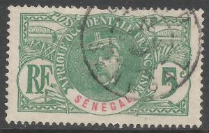 SENEGAL 60 VFU H821-3