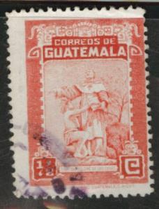 Guatemala  Scott 325 used stamp