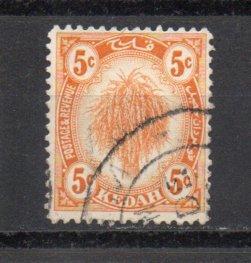 Malaya - Kedah 30 used (A)
