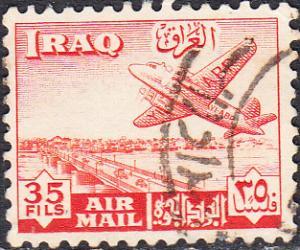 Iraq   #C6  Used