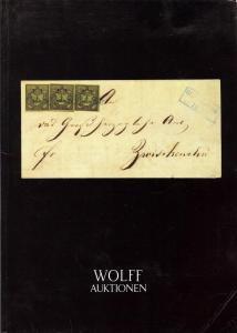 Wolff: Sale # 11  -  11. Versteigerung, Wolff Auktionen D...