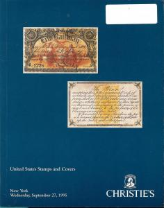 United States Stamps and Covers, Christie's 8222