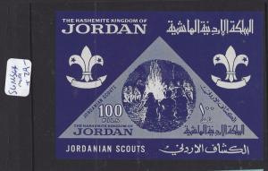 JORDAN (PP2310BB)   S/S  BOY SCOUTS SG MS 626   MNH