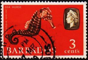 Barbados. 1965 3c S.G.344 Fine Used