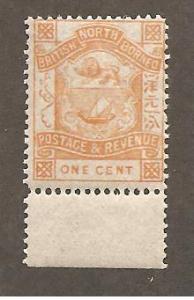 North Borneo  Scott #36  Mint NH  Scott CV $9.00