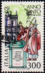Italy. 1983 300L S.G.1789 Fine Used