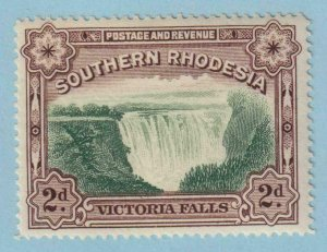 SOUTHERN RHODESIA 37  MINT NEVER HINGED OG ** NO FAULTS EXTRA FINE!