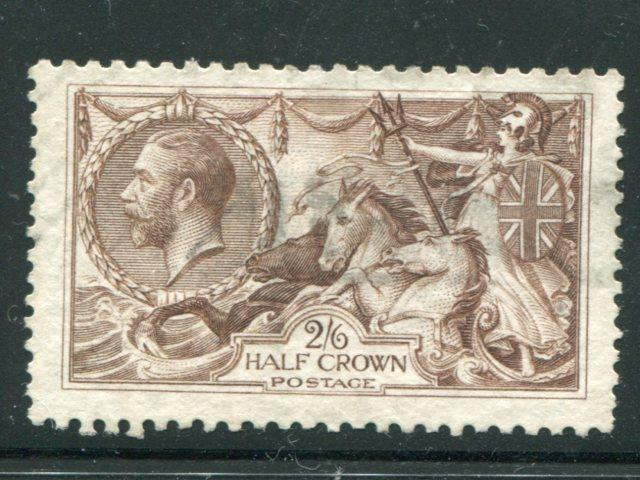 Great Britain #173   Used VF   - LSP