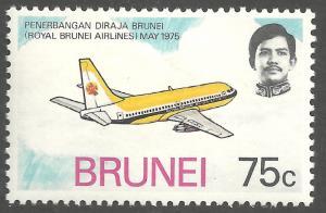 BRUNEI SCOTT 224